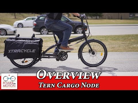 Tern Cargo Node Overview | Cargo Bike Calgary | Edmonton | Vancouver | Toronto | Canada