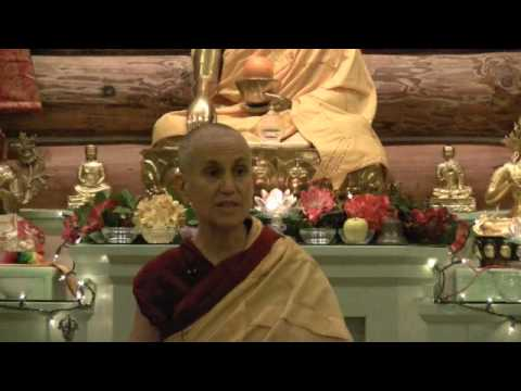 11 Green Tara Retreat: Motivation for Retreat, Part 1, 12-17-09