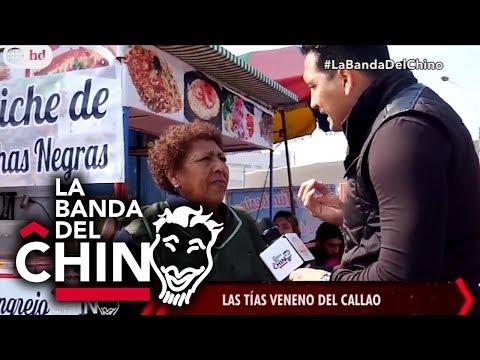 ¡Las tías veneno del Callao! - La Banda del Chino 27/10/2017