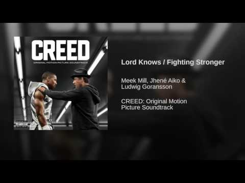 Lord Knows / Fighting Stronger