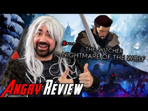 Download Witcher: Nightmare of the Wolf - Movie Review