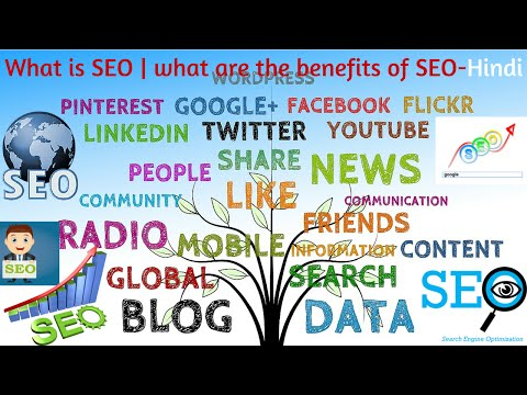 SEO tutorial for beginners in hindi | Learn complete Search Engine Optimization (SEO) Digital Marketing Course