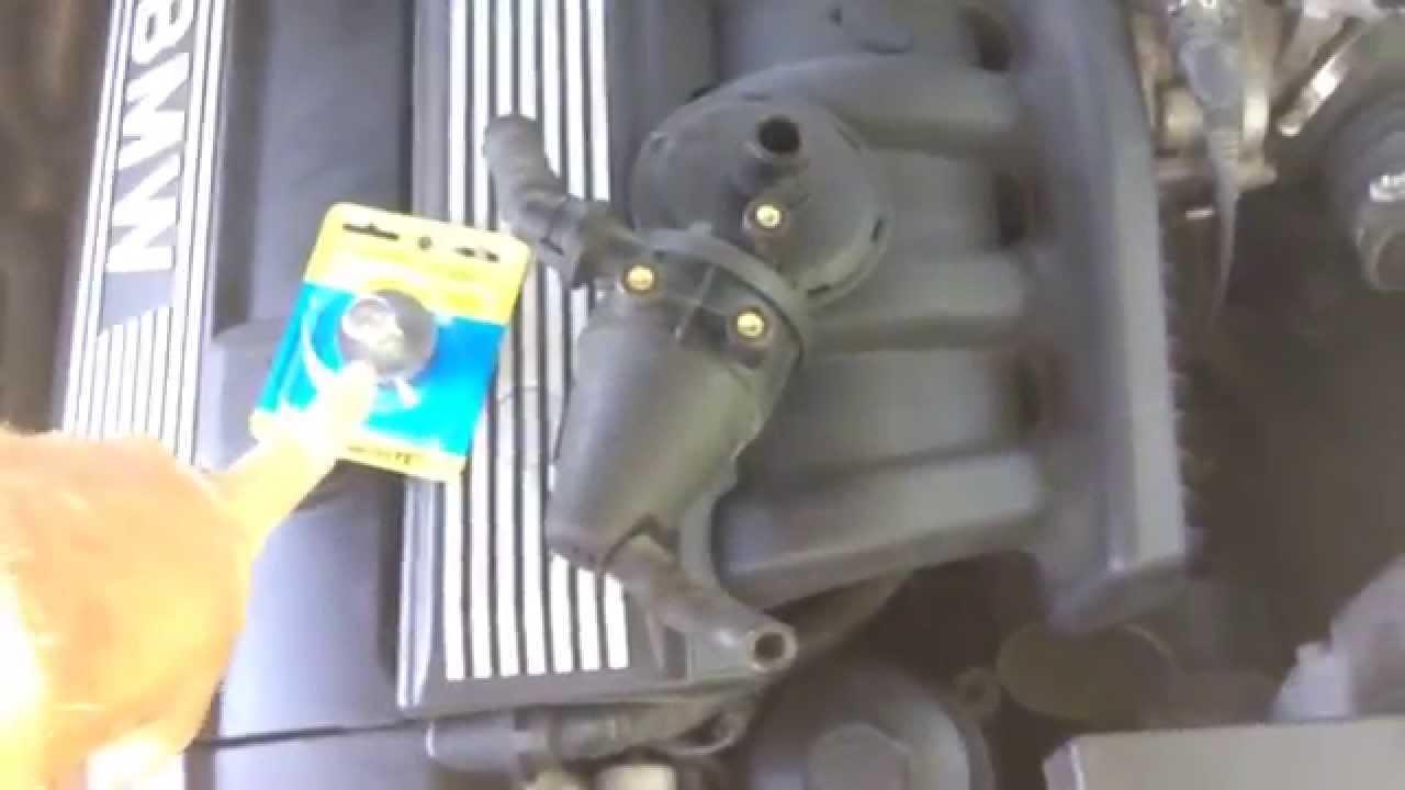 diy bmw m50 m52 pcv ccv bypass delete removal crank case ventilation valve oil separator e36 e39 youtube [ 1280 x 720 Pixel ]