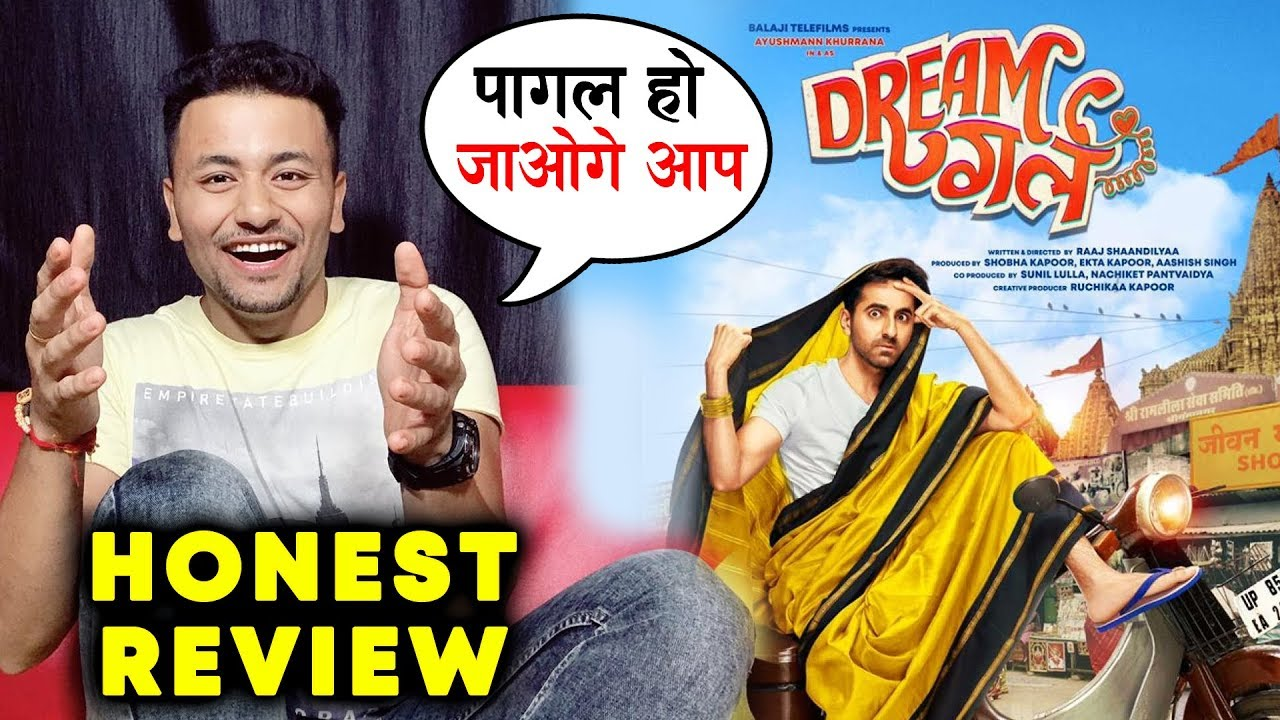 Dream Girl Movie HONEST REVIEW By Rahul Bhoj | Ayushmann Khurrana | Nushrat Bharucha