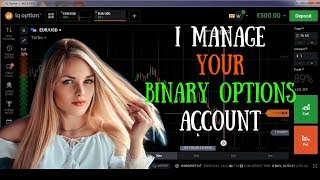 Turn $100 into a fortune with account management in Binary options, Nadex and Forex