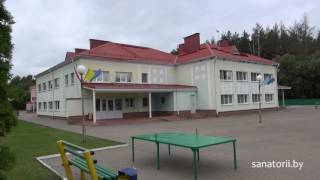 ДРОЦ Лесная поляна - спальный корпус №1, Санатории Беларуси