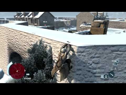 Assassin's Creed III - Perfect Stealth - Fort Independence