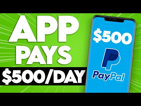 Free App Pays $500/Day Worldwide! (NO SURVEYS)  Make Money Online