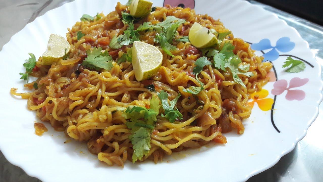 Cake Banane Ki Recipe Dikhao: Maggi Banane Ki Recipe In Hindi