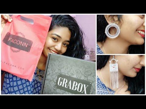 JEWELL GRABOX & MINI GRABOX DECEMBER 2018 Unboxing||SimplyMyStyle Unni||Malayali beauty vlogger||