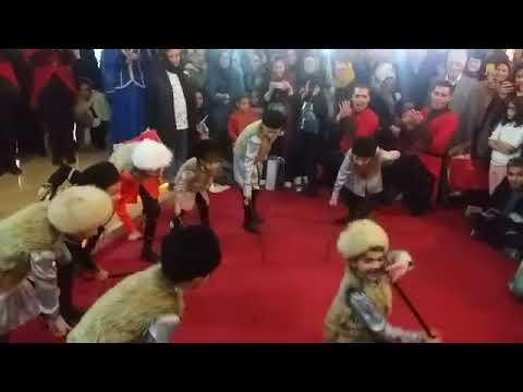 Azeri oyunu - İran Tahran Fuarından