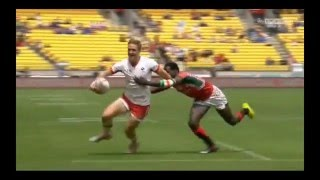 Wellington Sevens - Day 1 Highlights