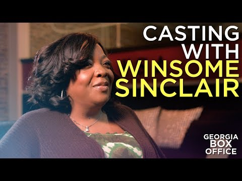 Casting in Atlanta with Winsome Sinclair