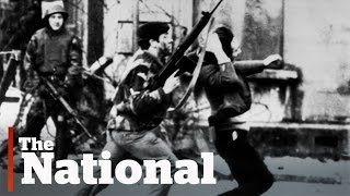 Bloody Sunday killings | Ex-soldier arrested in Northern Ireland