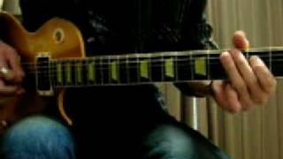 『TMG Ⅰ』からギター・ソロのみです。 なんとなくでスライドを使ってみ...