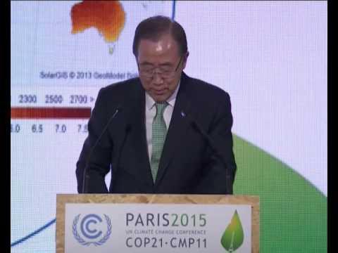 COP 21 Summit: International Solar Alliance