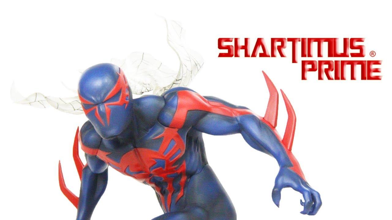 Spiderman 2099: Spider-Man 2099 Kotobukiya ArtFX+ Marvel NOW Comic Statue