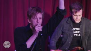 Spoon Performing Hot Thoughts Live On KCRW