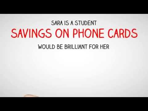 Savings For Students On Phone Cards - Save Up to 38%