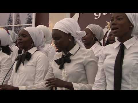 New Year Celebration 2019 in Calgary Alberta Canada /South Sudanese/ Council of Churches Youth Group