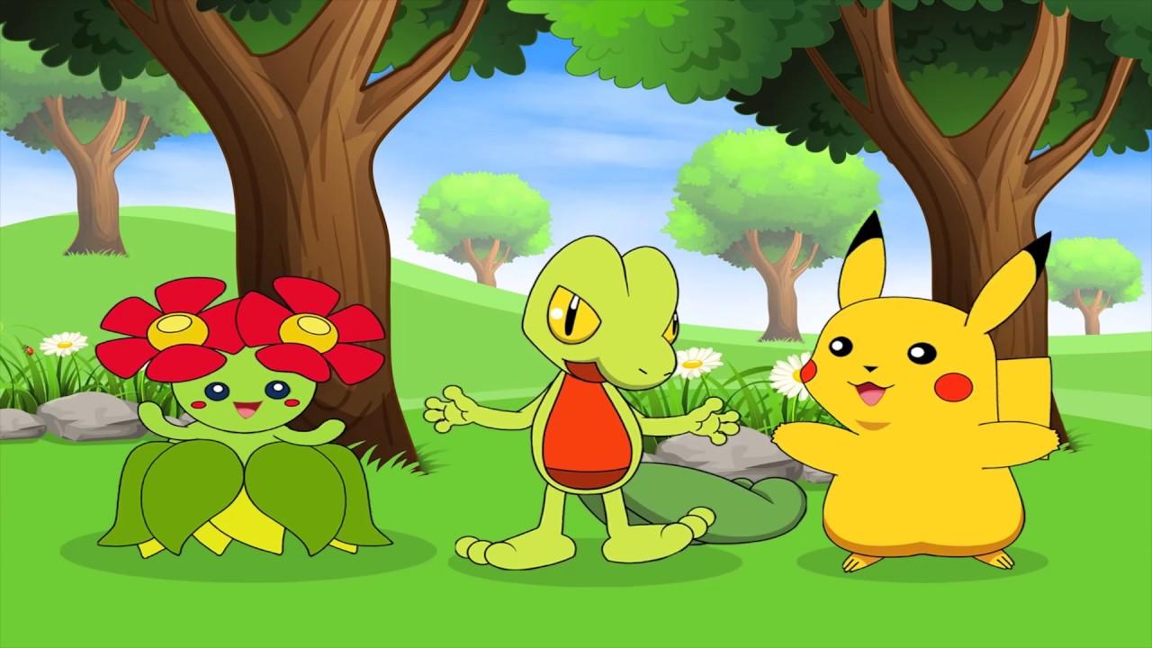 pokemon how to make happy
