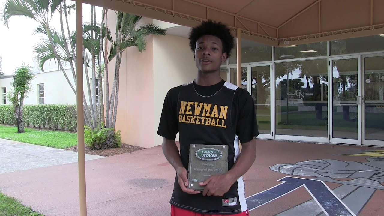 Land Rover Palm Beach Player of The Week 11 30 KJ Fitzgerald