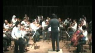 Violin Solo - Indonesia Institute of The Arts Yoogyakarta - Music Department - ISI