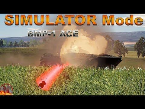 WT    Simulator Battle Ace - BMP-1