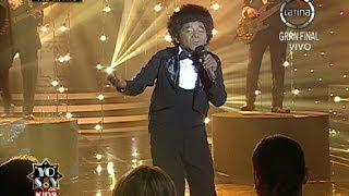 "Michael Jackson lloró tras cantar ""I"