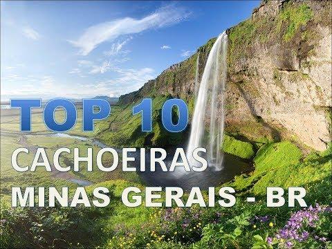 Top 10 Cachoeiras Minas Gerais