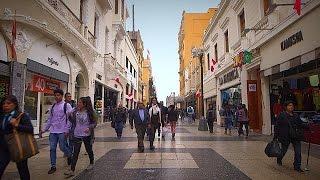 """Lima, """"ville des Rois"""" et des arts - life"""
