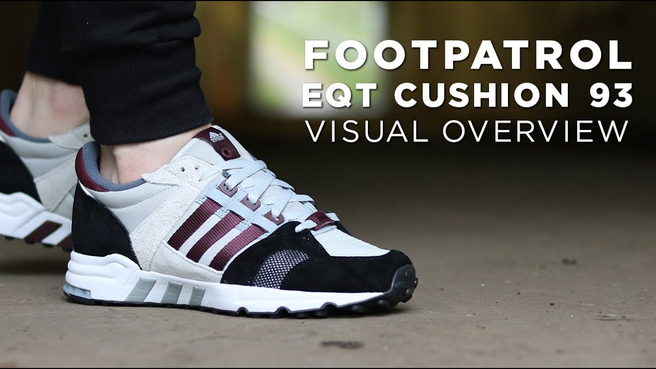 Adidas Eqt Cushion Review