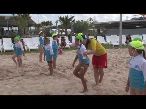 On the Beach - Episode 8 - surf lifesaving