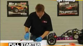HPI Baja Getting Started Guide