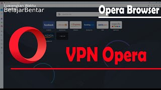 How to Use Activate Free VPN On Opera Browser. Thai screenshot 5