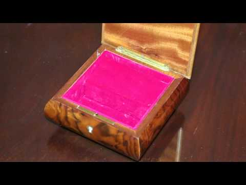 Reuge Music Box: Torna a Surriento