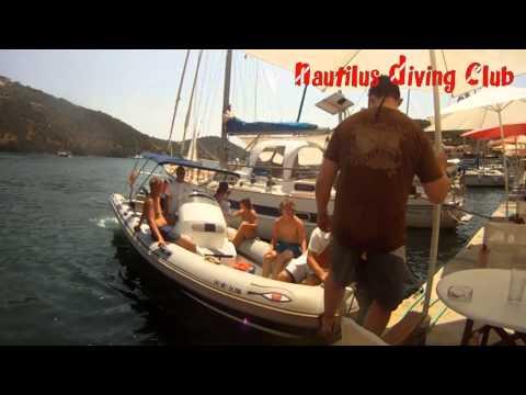 Aqua Safari with Nautilus Diving club