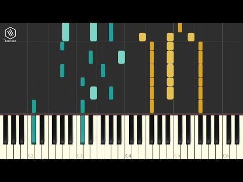 BTS (방탄소년단) - DNA Piano Tutorial