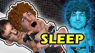 Ben Askren put to SLEEP AGAIN - Ben Askren vs Demian Maia