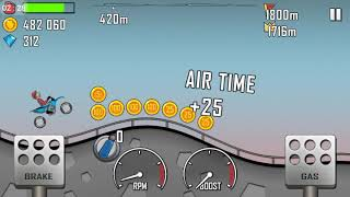 Hill Climb racing game video