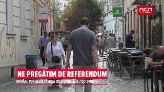 Ne pregatim de referendum