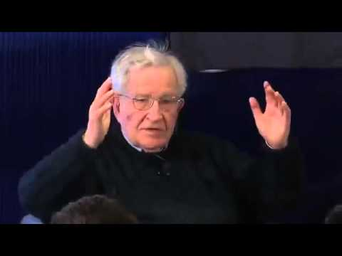 Noam Chomsky 2014  Statistical Natural Language Processing