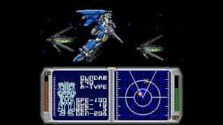 SNES Gundam F91 Formula Wars 0122