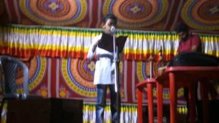 master kalidas singing ambalamillathe