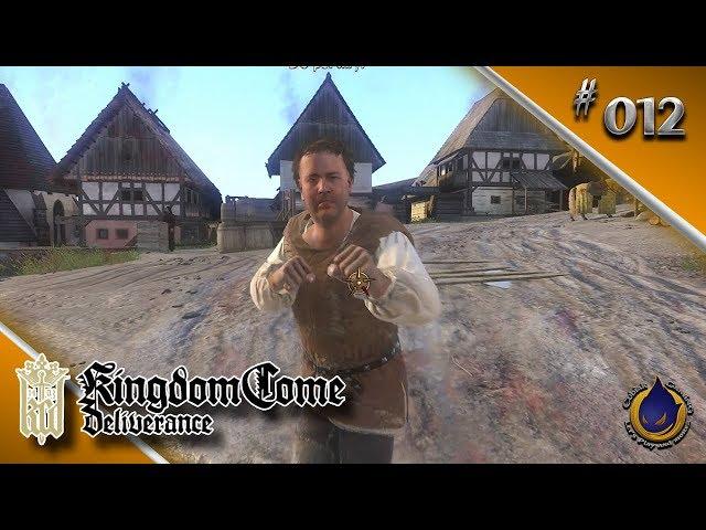 FLÜCHTIGE BEKANNTE ⚔️ Let's Play KINGDOM COME DELIVERANCE #012