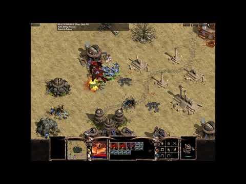 Warlords Battlecry III, Celestial Oasis Skirmish, Daemon Summoner  