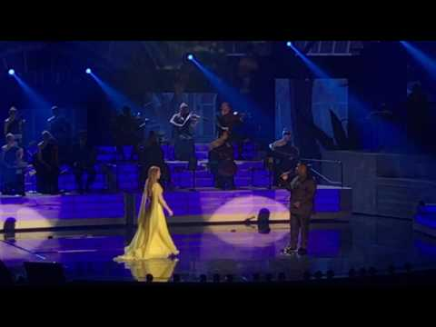 Celine Dion Vegas 2017 Reing and Beauty and The Beast vegas 2017