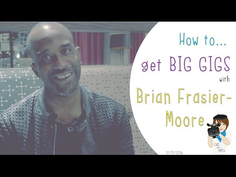 How to get BIG GIGs with drummer Brian Frasier-Moore of Madonna, Justin Timberlake etc.