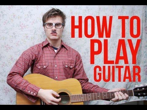 Tony's Tutorials: How To Play Guitar
