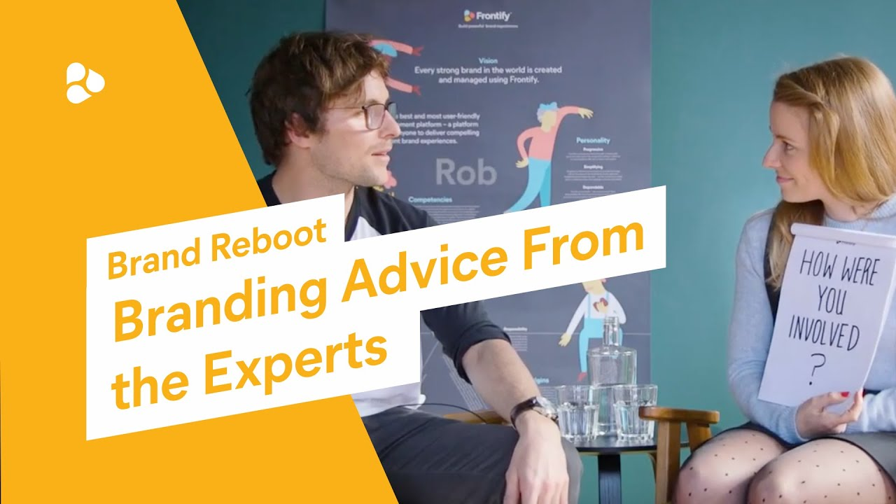 Brand Reboot: Branding Advice from the Experts